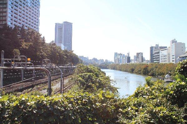 飯田橋 西口改札散歩
